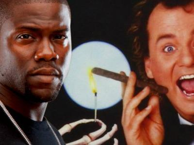 Kevin Hart Is Remaking Bill Murray's Scrooged