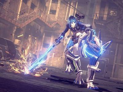 On the cusp of Astral Chain's launch, here's a high level play session with the director