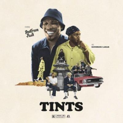 """Anderson .Paak - """"Tints"""""""