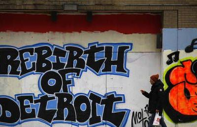 'Like it's still Jim Crow:' Detroit artist nabbed for city-commissioned mural alleges racism