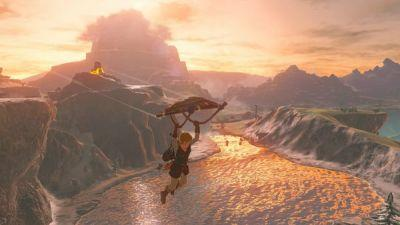 First review for The Legend of Zelda: Breath of the Wild hits and it's a 10 from Edge Magazine