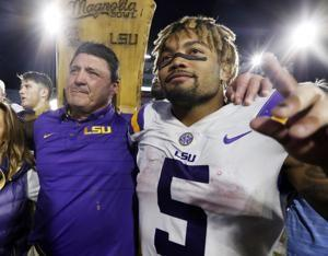 LSU reeling from ongoing reviews of sexual misconduct cases