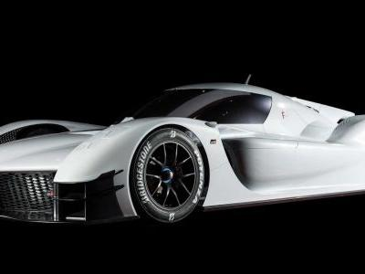 Toyota Gazoo Racing's GR Super Sport Concept Packs Racing-Honed WEC Goodies