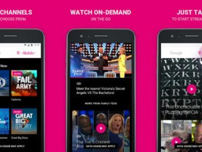 T-Mobile Play Launches As A Video App On REVVLRY/REVVLRY Plus