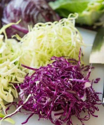 How to Cut Cabbage