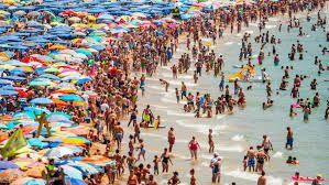 Spain sets a record high with more than 10 million visitors