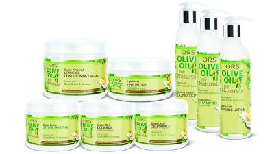 Put Your Money Where Your Mane Is: ORS Introduces Olive Oil For Naturals Line