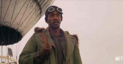 'IO' Trailer: Anthony Mackie and Margaret Qualley Try to Escape a Toxic Earth