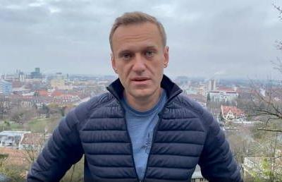 Navalny's plane lands at DIFFERENT Moscow airport after being diverted from Vnukovo where supporters were gathered