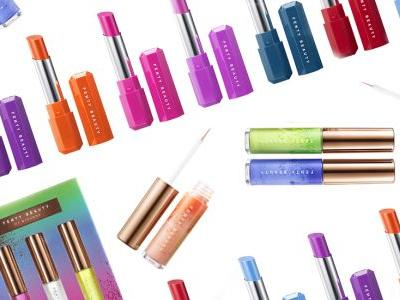 What's In The Fenty Beauty Getting Hotter Summer Collection? A Whole Lot Of Color In Liner & Lippie Form