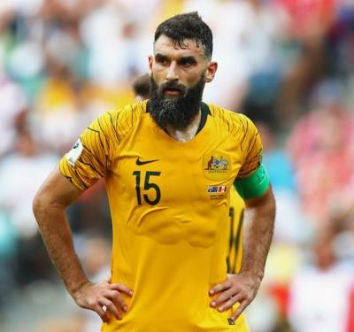 Jedinak quits international football after earning 79 caps for Australia