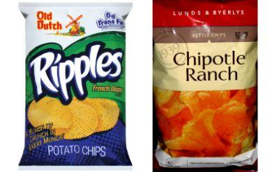 Powdered milk Salmonella risk hits Roundy's, Old Dutch chips