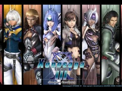 Xenosaga Remaster Hype Intensifies as Bandai Namco Trademarks 'Also Sprach Zarathustra' in the US