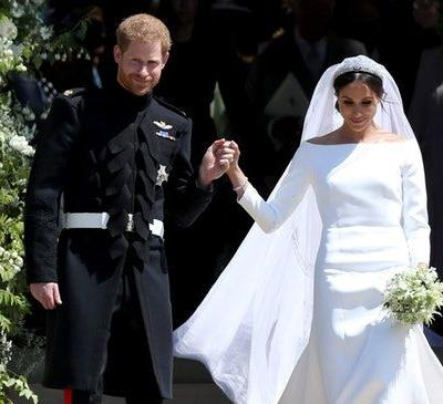 Katy Perry Shaded Meghan Markle's Royal Wedding Dress & I'm Not OK With It