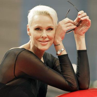 Brigitte Nielsen gives birth to fifth child at 54