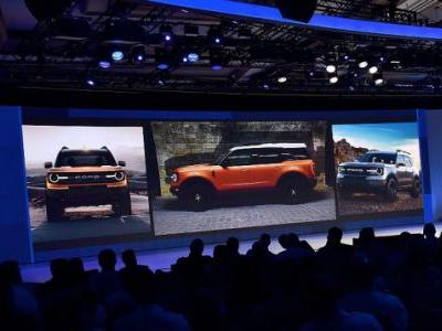 2020 Ford Baby Bronco: This Could Be It and It's Super Retro