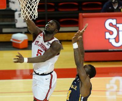 Dylan Addae-Wusu's emergence setting up hard decisions for St. John's