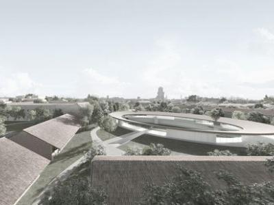 David Chipperfield Architects to Design Elliptical Campus for Padua University in Italy