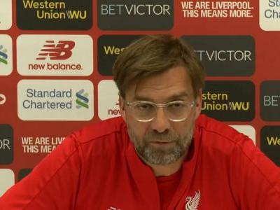 It's only pain, but we can't kill players - Klopp