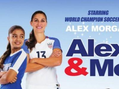 Alex and Me Movie Trailer