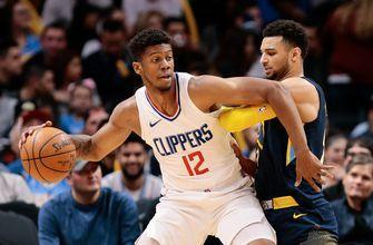 Clippers retain Tyrone Wallace, match Pelicans offer