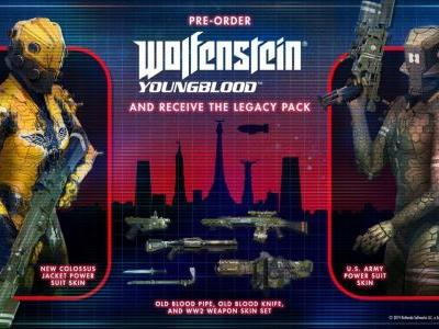 Wolfenstein: Youngblood Release Date And Pre-Order Guide