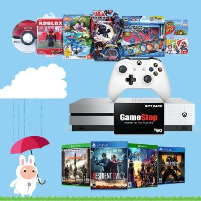 GameStop's Spring Sale lets you score on video games, consoles, and more