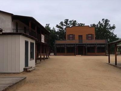 Paramount Ranch, Filming Location For Hundreds of Movies & TV Shows, Burns in California Wildfire