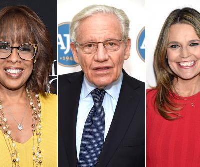 'CBS This Morning' hosts furious 'Today' show landed big Bob Woodward interview