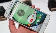 Oreo for Motorola Moto Z Play begins rolling out in US