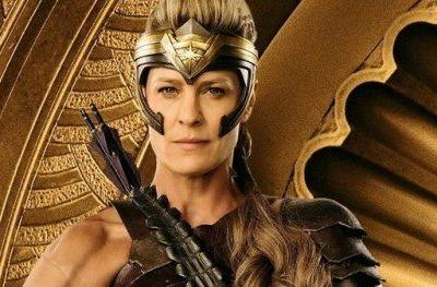 Robin Wright's Antiope to Return in Wonder Woman 1984