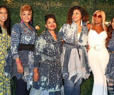 Mary J. Blige Celebrates Clark Sisters, Cicely Tyson In Essence Fest 'Strength Of A Woman' Brunch