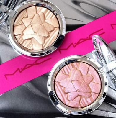 MAC Shiny Pretty Things Collection Pictures, Arm Swatches and Lip Swatches