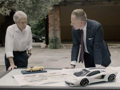 The Designer Of The Original Countach Wants Nothing To Do With The New One