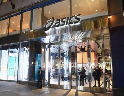 Sports and performance brand Asics launches its first U.S. flagship store