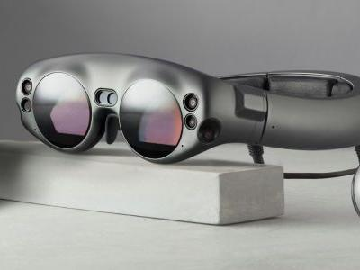 Google-backed Magic Leap reveals pricing for 'Creator Edition' headset, shippingtoday