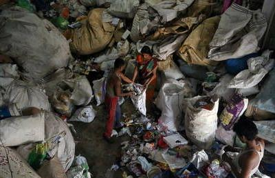 India stops waste plastic imports as China's 'recycled commodities' ban triggers trash crisis in US