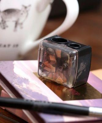 The Misery of Makeup Pencil Sharpeners