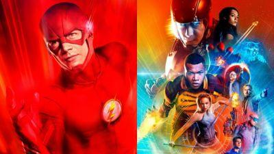 Flash and Legends Trailers: Grodd Attacks Central City, Rip Takes The Waverider