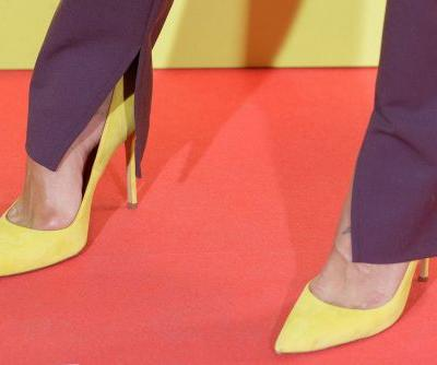 Stars turning to CBD to survive hours in high heels
