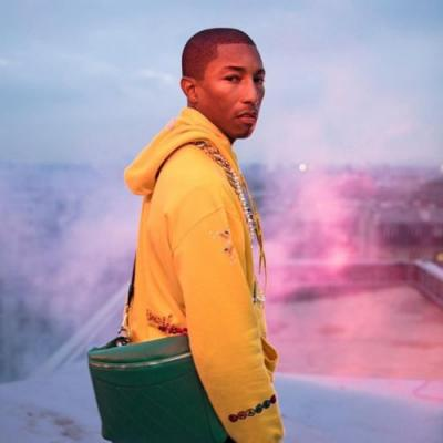 Pharrell's collaboration with Chanel is almost here