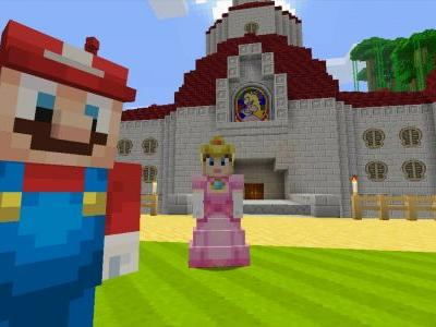 If you want, you can transfer your Minecraft Wii U data to Switch now