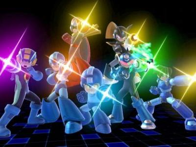 Nier Automata's Composer Arranges Mega Man Music For Super Smash Bros. Ultimate
