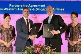 Western Australia Ink Agreement with Singapore Airlines to Boost its Tourism