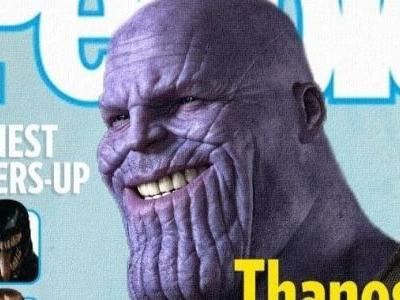 Thanos Gets His Own 'Sexiest Man Alive' Parody Magazine Cover