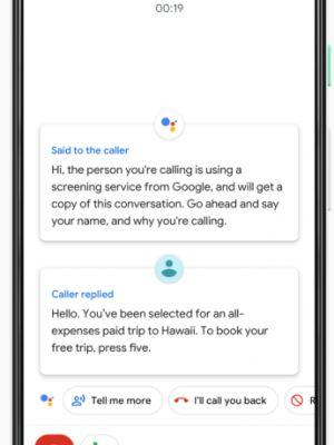 Apple needs a feature like Google's Call Screen