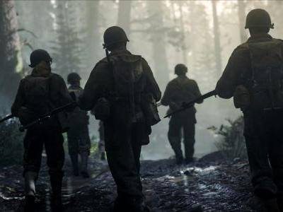 Here's What You'll Need To Play Call Of Duty: WWII On PC