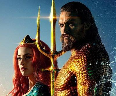 New Aquaman Poster Features Arthur and Mera in Classic Costumes