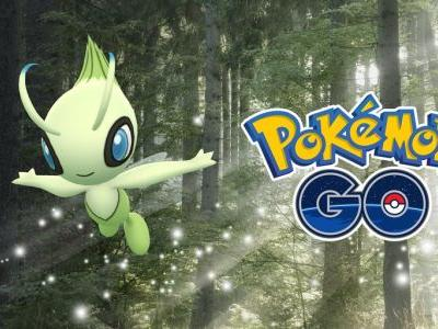Pokemon Go's newest research task will reward you with a Celebi