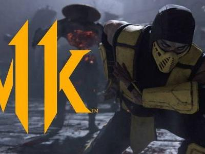 Mortal Kombat 11 Announced